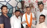 हंसराज फिरोजपुर के जिला चेयरमैन व हरिलाल वार्ड 15 के बने प्रधान