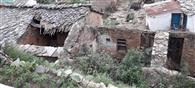 गैर होते गांव, आबादी में गुलदार