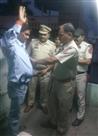 सर्च ऑपरेशन के बाद हिदू नेताओं की सुरक्षा बढ़ी मैटल डिटेक्टर से जांच के बाद दी जा रही मिलने की अनुमति