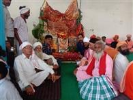 बाबा बोर्ड दास मंदिर में धार्मिक कार्यक्रम करवाया