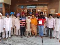 राजवीर के कातिलों को पकड़ने के लिए गांव वालों ने किया प्रदर्शन