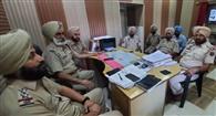 सुरक्षा बलों व नशा तस्करों में टकराव चिता का विषय : कमाडेंट