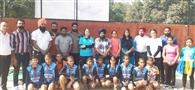 अकाल सहाय अकेडमी ग्रीन पार्क की छात्राओं ने कब्ड्डी में जीता स्वर्ण