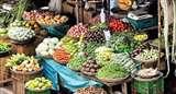 CPI Inflation सितंबर में 3.99 फीसद रही, खाद्य पदार्थों की बढ़ती कीमतों का दिखा असर