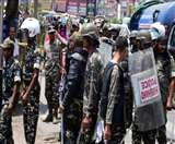 उग्रवाद व आतंकवाद के खिलाफ झारखंड में बेहतर कर रही पुलिस, गृह मंत्रालय की बैठक में गिनाईं उपलब्धियां
