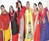 अलीगढ़ के कार्तिक होम्स में खुशियों के साथ प्रतिभाओं का भी बसेरा