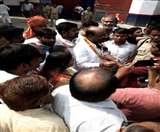 कांग्रेस प्रदेश अध्यक्ष बोले, भाजपा ने कर दिए आपातकाल जैैसे हालत Agra News