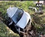Road Accident in MP: भीषण कार दुर्घटना, चार हॉकी खिलाड़ियों की मौत, तीन घायल