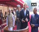 भारत में नीदरलैंड के शाही दंपती, राष्ट्रपति कोविंद व प्रधानमंत्री मोदी से की मुलाकात