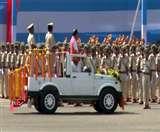 झारखंड को आज मिलेंगे 2504 दारोगा, हजारीबाग के पुलिस अकादमी में पारण परेड Hazaribagh News