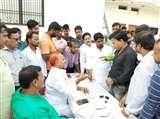 भाजपा रामनगर मंडल अध्यक्ष के लिए हुई हाथापाई ; 19 ने किया नामांकन,15 बचे अध्यक्षीय की दौड़ में