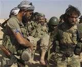 कुर्द के कब्जे वाले शहर में घुसी सीरियाई सेना, शरणार्थियों लिए चाहती है सुरक्षित बसेरा