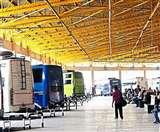 आचार संहिता से पहले रांची में ट्रांसपोर्ट नगर-धनबाद में बस स्टैंड का शिलान्यास, रेस हुई रघुवर सरकार Ranchi News