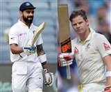 ICC Test Rankings में विराट कोहली ने लगाई लंबी छलांग, अब स्टीव स्मिथ से छिनेगा ताज