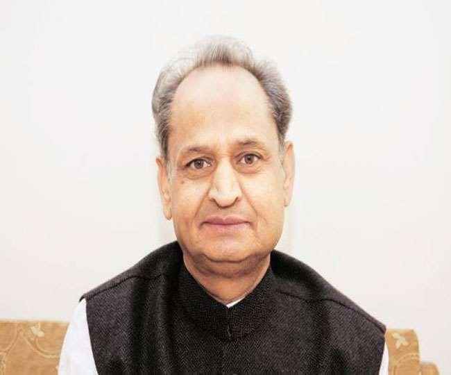 राजस्थान के मुख्यमंत्री अशोक गहलोत। फाइल फोटो