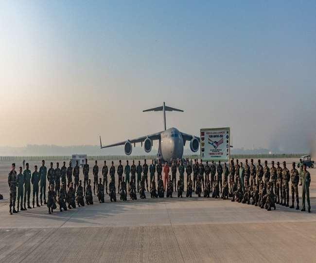 भारतीय और अमेरिकी सेनाएं 15-19 अक्टूबर तक करेंगी युद्ध अभ्यास