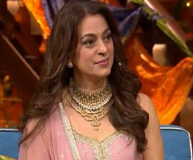 बॉलीवुड की मशहूर अभिनेत्री जूही चावला, तस्वीर : sonytvofficial