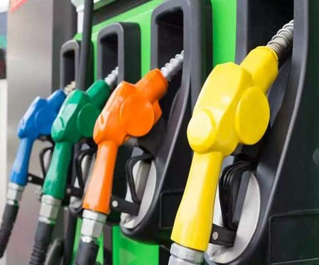 Petrol Diesel Price: Fuel prices show a hike again with Petrol prices in Delhi nearing Rs. 105/ liter, check the petrol diesel price in your city