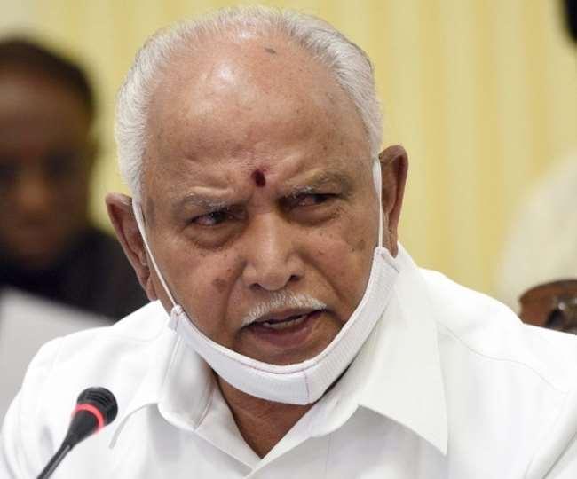 भाजपा के वरिष्ठ नेता और कर्नाटक के मुख्यमंत्री बीएस येदियुरप्पा।(फोटो: फाइल)
