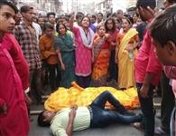अपहरण की रात ही बदमाशों ने कर दी थी राकेश की हत्या