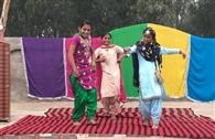 बाल दिवस पर बच्चों ने प्रतिभाएं पेश कर मोहा मन