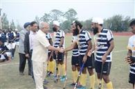 जरखड़ अकादमी ने 4-2 से जीता हॉकी मैच