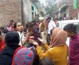 परिजनों से मिला दो दिन पहले लापता हुआ बच्चा, कलेजे के टुकड़े को देख फूट-फूटकर रो पड़ी मां Ludhiana News