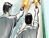 आधी रात ताबड़तोड़ गोलियों की आवाज से केशवपुरम में फैली सनसनी, घरों से बाहर आए लोग Kanpur News