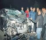 Kathua road accident: बेकाबू कार चालक ने चार को कुचला, सब इंस्पेक्टर ने मौके पर ही दम तोड़ा