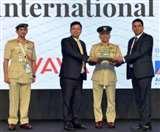 दुबई में इंटरनेशनल कॉल सेंटर अवार्ड में यूपी 112 को आपात सेवा के लिए पुलिस श्रेणी में मिला तीसरा स्थान