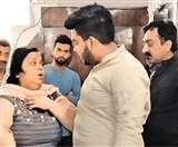 नौकर ने मालकिन को बेड पर बांधा, फिर घर से 30 लाख और गहने लूट हो गया फरार Ludhiana News