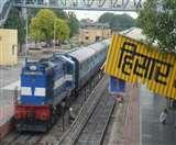 हर माह औसतन तीन करोड़ कमा रहा हिसार रेलवे, महीने में 13 हजार यात्री करते हैं सफर