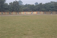 बदलने लगी विवि स्टेडियम व खेल मैदान की सूरत