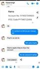 सरपंच के पति का फेसबुक अकाउंट हैक कर मांगे पैसे