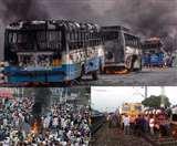 नागरिकता संशोधन कानून के विरोध में असम शांत, बंगाल में बढ़ा बवाल