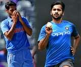 Ind vs WI: भुवनेश्वर कुमार वनडे सीरीज से बाहर, विवाद में रहे गेंदबाज को मिली जगह