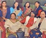 जमशेदपुर की बुद्धिजीवी महिलाओं ने गठित की गुलाबी गैंग, ये है मकसद Jamshedpur News