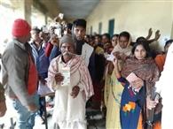 पैक्स चुनाव में 53.6 फीसद हुआ मतदान