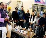भाजपा के सीनियर नेताओं ने की बैठक, चुनाव में हुई गड़बड़ी पर किया मंथन Jalandhar News