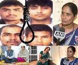 Nirbhaya Case: 'फांसी' करीब आने से सदमे में निर्भया मामले में चारों दोषियों के परिजन