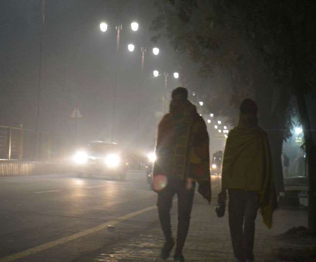 Haryana Weather News Freezing Cold in Haryana and temperature reaches below  4 degree at hisar