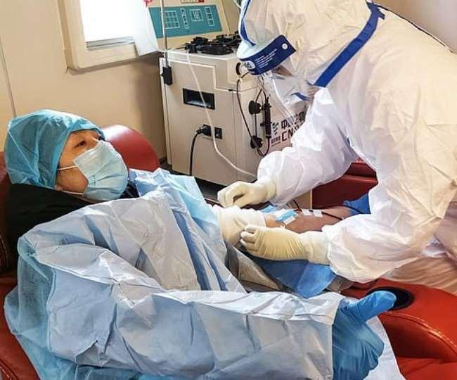 भारत में अब तक 98,84,100 लोग कोरोना वायरस से संक्रमित हो चुके हैं