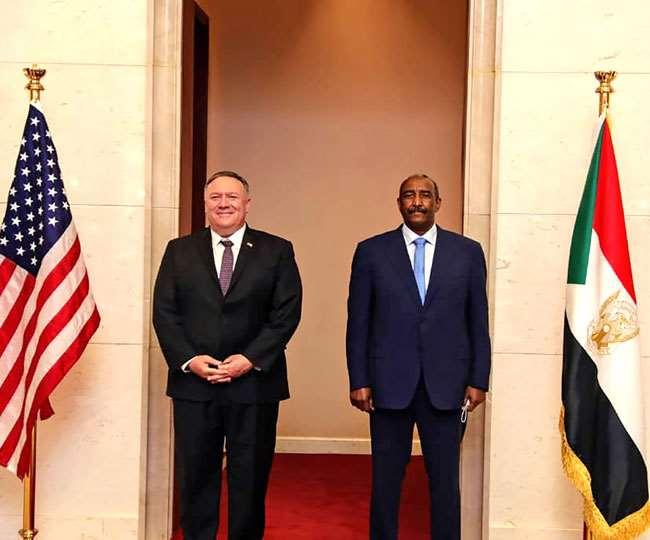 आतंकवाद के प्रायोजक देशों की अमेरिकी लिस्ट से सूडान का नाम बाहर