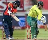 South Africa vs England: दो बल्लेबाजों ने जमाए 12 छक्के, 33 गेंद पर बना डाले 104 रन