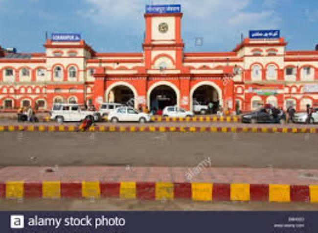 Gorakhpur railway station will become world class