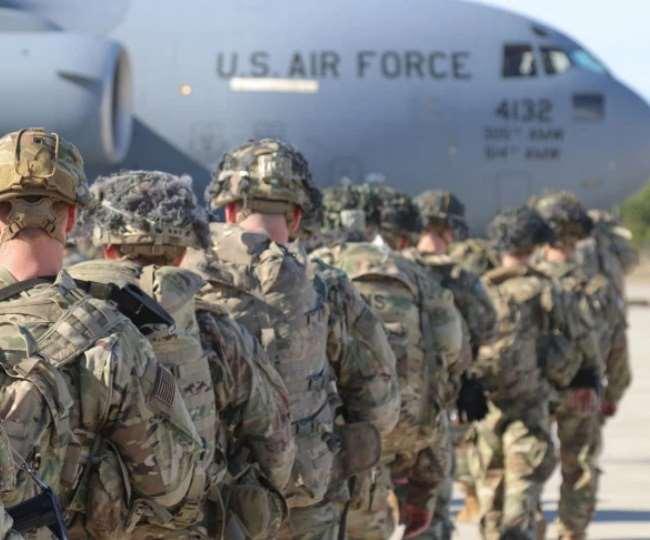 जो बाइडन ने अफगानिस्तान से अमेरिकी सैनिकों की वापसी की घोषणा करके भारत की रणनीतिक चिंताएं बढ़ा दी है।