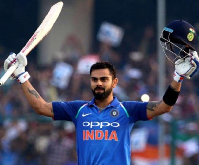 Virat Kohli को विज्डन ने दशक का सर्वश्रेष्ठ वनडे प्लेयर चुना है।
