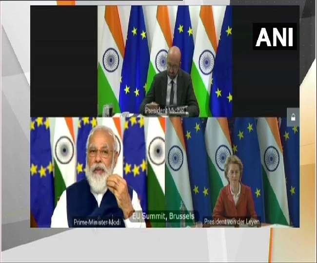 व्यापार समझौते पर वार्ता शुरू करेंगे भारत-ईयू, कश्मीर व सीएए पर ईयू ने भारतीय व्यवस्था पर जताया भरोसा - दैनिक जागरण