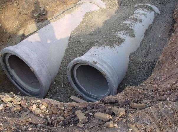 सीवर लाइन बिछाने का काम तीन महीने में पूरा होगा।