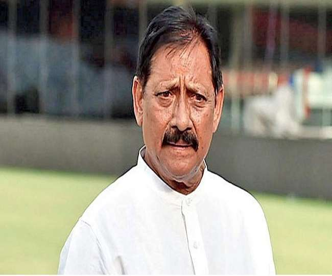 COVID-19 Corona virus-infected Uttar Pradesh Home Guard Minister Chetan Chauhan is placed on the life support system at Medanta Hospital in Gurugram.